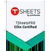 TsheetsPRO Elite Certified